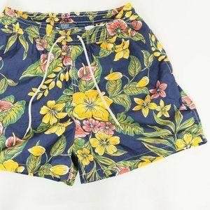 Polo Ralph Lauren Swim Trunk Blue Floral Men